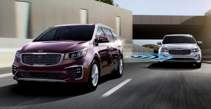 The Upgraded Sedona is Great for Your Holiday Road Trip