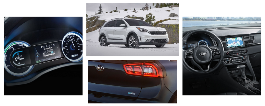 2020 Kia Niro gets some cool new features