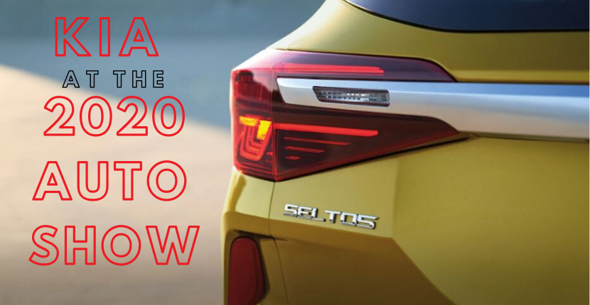 View the 2021 Kia Seltos at the 2020 Chicago Auto Show