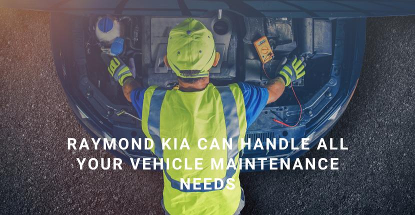 Don't Let Your Kia's Maintenance Routine Slip