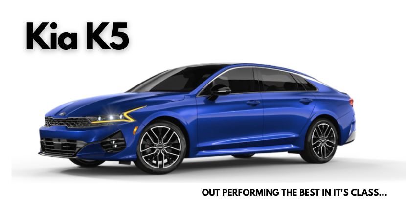 The Kia K5 is Out-Performing the Best in Its Class