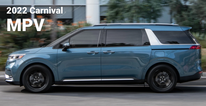 Why is the Kia Carnvial an MPV?