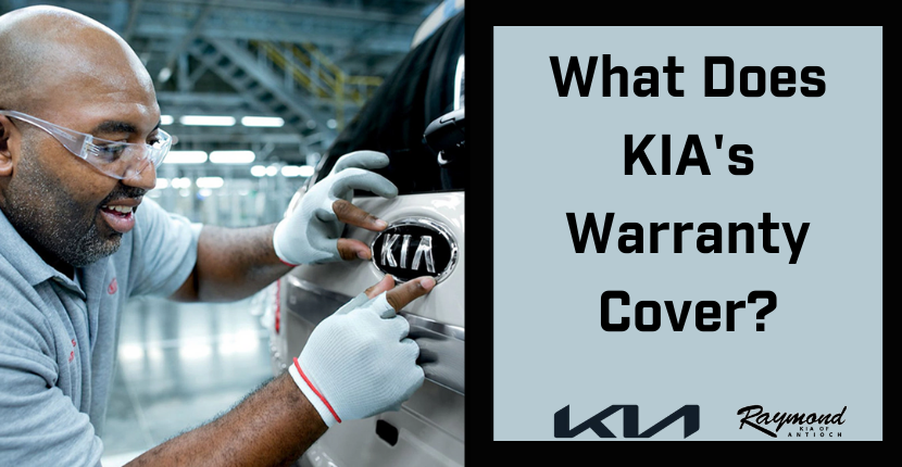 What Does Kia's Warranty Cover?